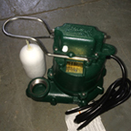 Sump & Ejector Pumps